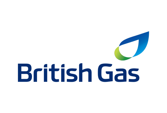 British Gas colour logo
