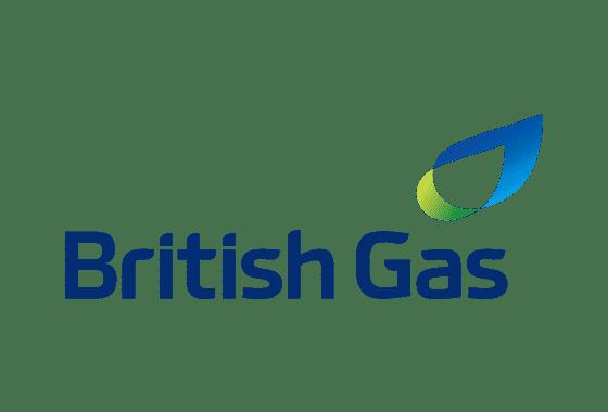 British Gas colour logo