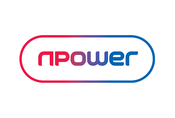 nPower colour logo
