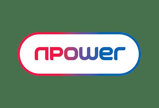 nPower colour logo