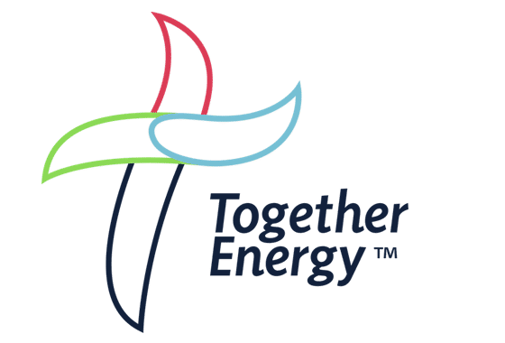 Together Energy logo